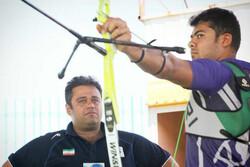 درخواست سرمربی تیم ملی ریکرو برای تمرین خارج از خانه کمانداران