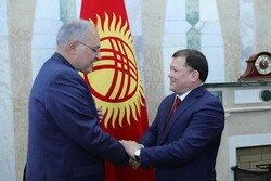 Iran, Kyrgyzstan underline expansion of Parliamentary ties