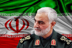 «حاج قاسم» محبوبترین ژنرال قرن ۲۱/ سلیمانی محور ائتلاف ضداستکباری