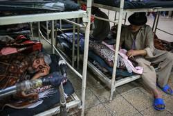 سه شماره تلفن برای نجات بیخانمانها در روزهای سرد