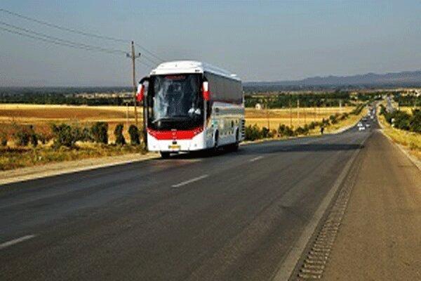 کاهش ۵۰ درصدی مسافران حمل و نقل عمومی در جاده های استان اصفهان