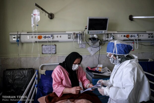 Iran coronavirus infections surges past 35,000