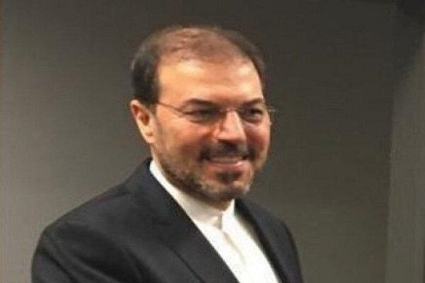 Iranian envoy to Brussels submits credential to Belgian King
