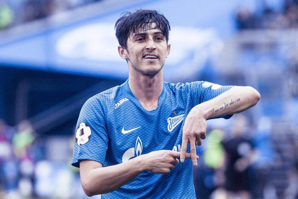 Napoli eye Iran international Sardar Azmoun: report - Tehran Times