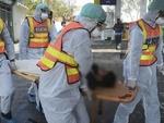 پاکستان بھر میں کورونا کے مریضوں کی تعداد 2112 تک پہنچ گئی
