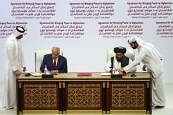 واشنگتن توافق با طالبان را مورد ارزیابی مجدد قرار میدهد