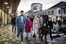 Nevruz Bayramı öncesi Reşt sokaklarından fotoğraflar