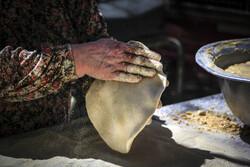 قدیم ایران میں روٹی گھر میں تیار کی جاتی تھی