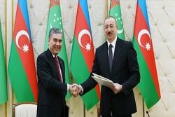 Azerbaycan ile Türkmenistan iki bağımsız devlet olarak kendi geleceklerini inşa ediyor