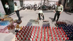 Distributors of toxic alcohol arrested in Iran