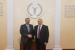 Iran, Russia seeking ways to expand trade balance