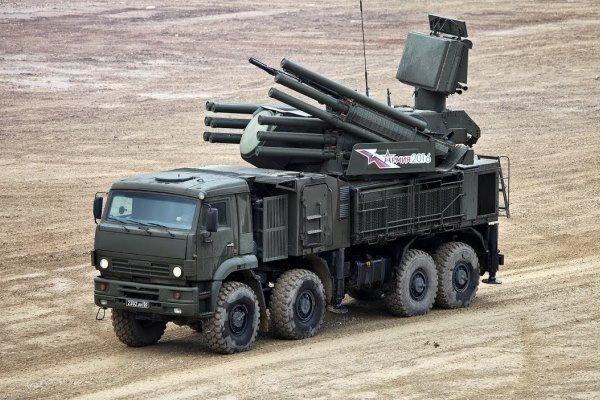 سامانه پدافندی سوریه حمله راکتی به حومه دمشق را دفع کرد