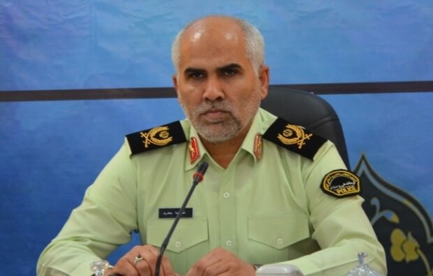 Over 1 ton of illicit drugs confiscated in S Iran