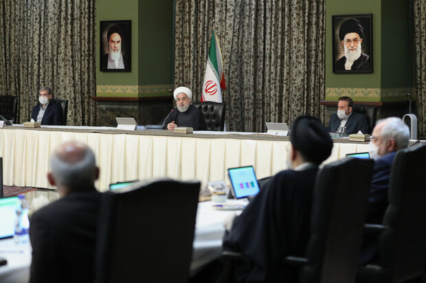 Rouhani urges IMF to fulfill duties toward corona-hit countries
