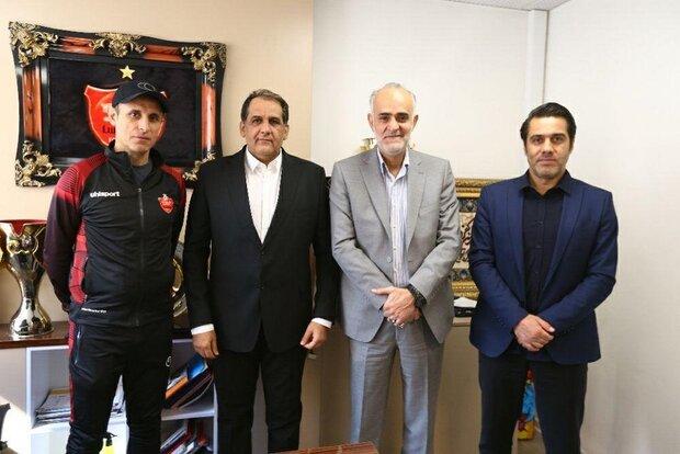 قول میدهم پرونده برانکو بسته شود/ گلمحمدی اسامی بازیکنان را داد