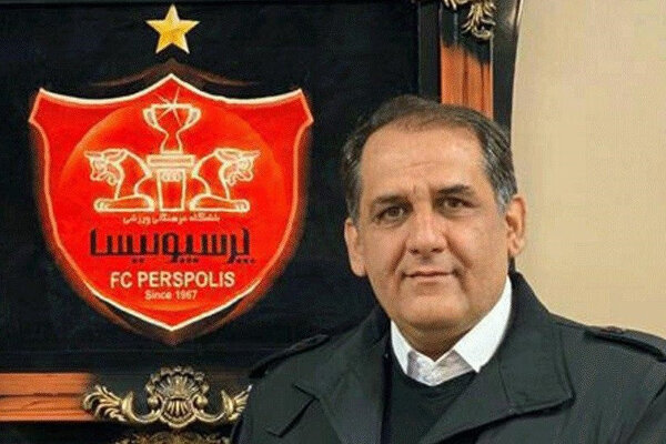 Rasoul-Panah named Persepolis acting GM
