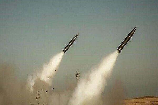 شلیک ۱۰ موشک به پایگاه نظامی در شمال بغداد