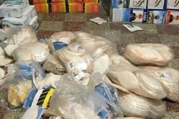 3405189 » مجله اینترنتی کوشا » هزار عدد ماسک احتکاری در تهران کشف شد 1