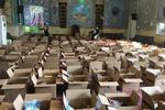 توزیع یک هزار بسته فرهنگی در مناطق مرزی زیرکوه