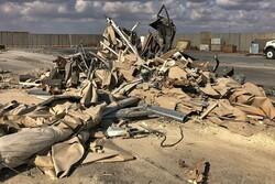 عراق میں امریکہ کے فوجی اڈے پر ایک بار پھر حملہ