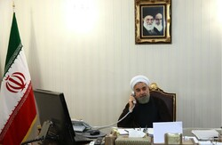 Iran ready to share experience in fighting coronavirus: Rouhani