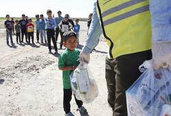 ارسال ۹۰ هزار بسته لوازم بهداشتی در مناطق محروم