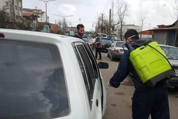 İran'da koronavirüse karşı müacadele sürüyor
