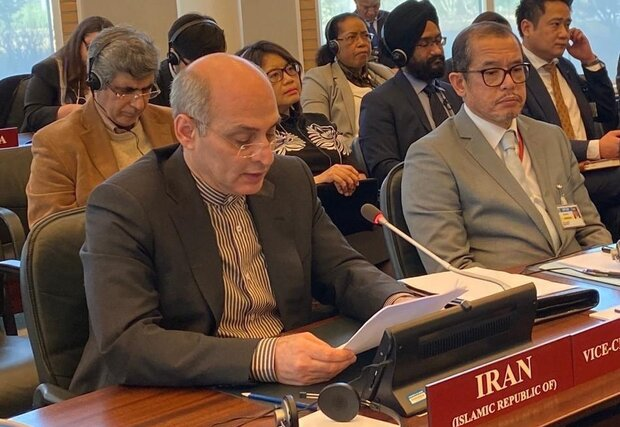 Iran's envoy elected vice-chair of OPCW Executive Council