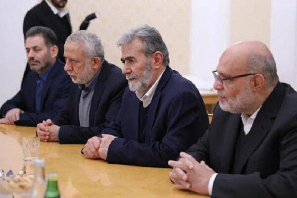 لقاء حركةالجهاد الإسلام في موسكو يعكس نفوذها وثقلها السياسي والعسكري