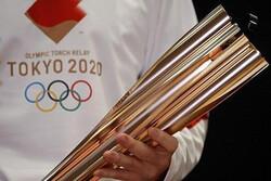 Olimpiyat ateşi Tokyo'da