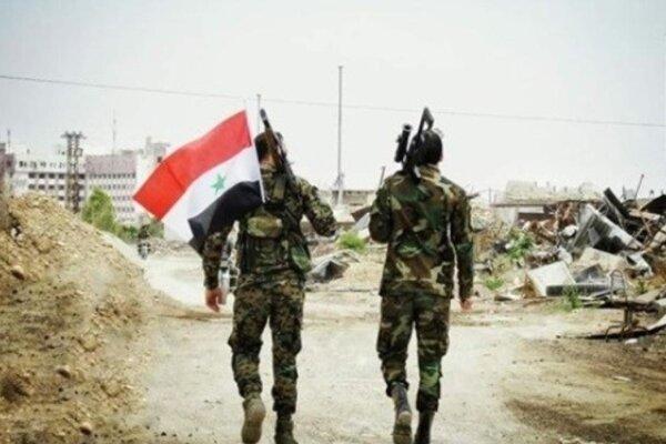 Iran, Syria discuss cooperation in fight against terrorism