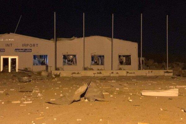 امریکہ کا کربلا کے ايئر پورٹ پر بہیمانہ حملہ/ امریکی فوج عراقی عوام کے لئے خطرہ