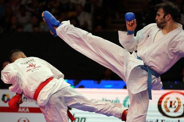 مسابقات کاراته کسب سهمیه المپیک به تعویق افتاد