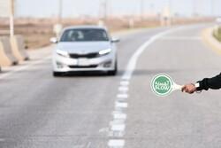 پلیس طرح فاصله گذاری اجتماعی را در ۲۳نقطه استان زنجان اجرا می کند