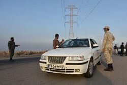 آبادان میں داخل ہونے والے راستوں کا کنٹرول جاری