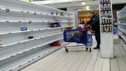 Belçika'da koronavirüs alarmı: Market rafları boşaltıldı