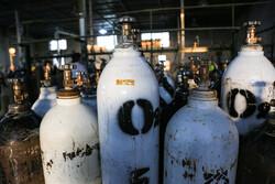 ۴۵ کپسول اکسیژن برای کرونایی های بستری در منزل در میبد تامین شد