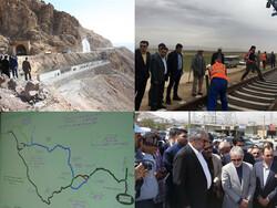دولت مصمم به اتمام پروژه های راهسازی در استان کردستان است