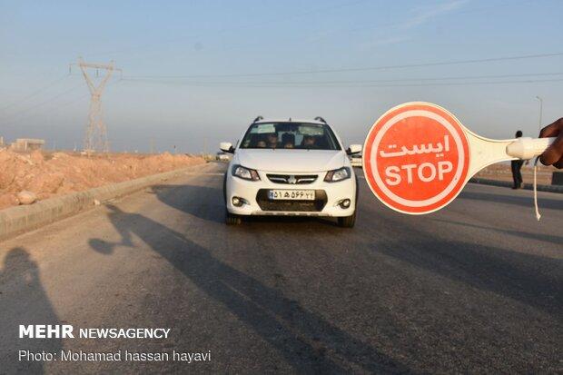 افراد مشکوک به کرونا در مبادی خوزستان شناسایی میشوند