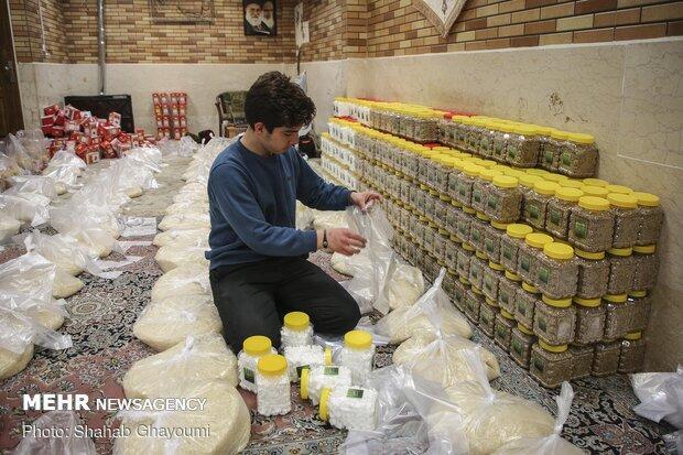 بازدید امام جمعه همدان از کارگاههای تولید وبسته بندی مواد غذایی