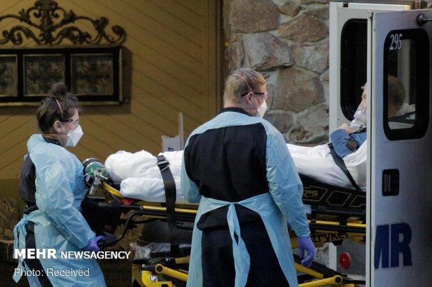 امریکہ میں کورونا وائرس کے مریضوں کی تعداد چین سے بڑھ گئی
