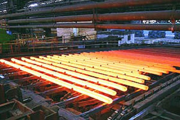 Iran produces 18.5mn tons of steel ingot in 11 months