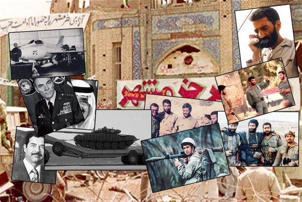جنگ نفر با تانک برای فتح خرمشهر/وقتی موشک آرپیجی ۴هزارتومان بود