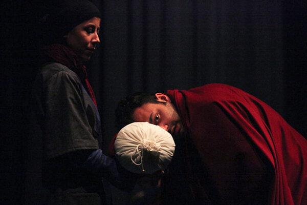 شاهد بازخوانی «هملت» شکسپیر باشید/ یک عاشقانه غمانگیز