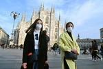 تلفات کرونا در ایتالیا به ۳۲ هزار و ۷۳۵ نفر رسید