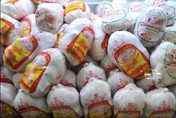 ۱۲ هزار تن گوشت مرغ در خراسان جنوبی تولید شد