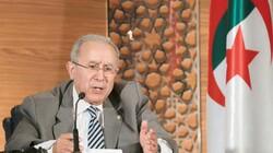 Ex- Algerian FM Ramtane Lamamra
