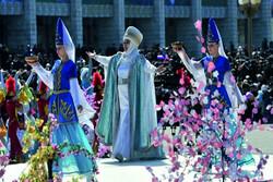 آیینهای نوروزی در قرقیزستان/بازگشت جاودانه به سنت پس از شوروی