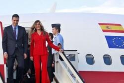 اسپین کے وزیر اعظم کی بیوی کورونا وائرس کا شکار