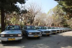 استقرار گشتهای ویژه نظارت بر پاکسازی و جمع آوری پسماندهای تهران